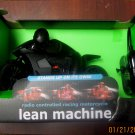 New Black Series Radio Controlled Racing Motorcycle Lean Machine Red by Shift #2903033