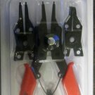New Pittaburgh Snap Ring Pliers with  Interchangeable Heads