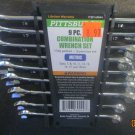 New Pittsburgh 9-Pc. Combination Wrench Set #69044