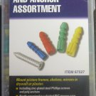 New Storehouse 285 Pc. Metal Screw and Anchor Assortment #67527