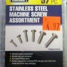 New Storehouse 57-Pc. Stainless Steel Machine Screw Assortment #67675