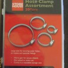 New Storehouse Automotive Hose Clamp Assortment #61890