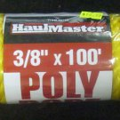 "New Haulmaster 3/8"" x 100' Poly Rope"