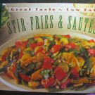Used Time Life Great Taste Low Fat Stir-Fries & Sautes