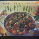 Used Time Life Great Taste Low Fat One - Pot Meals