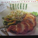 Used Time Life Great Taste Low Fat Chicken