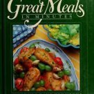 Like New Great Meals In Minutes Chicken & Game Hen Menus