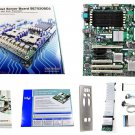 New Intel SE7520BD2SCSI Xeon Precessor Socket 604 Server Motherboard C44686-801