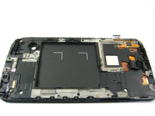 Samsung Galaxy Mega 5.8 i9150 Duos i9152 LCD Screen + Frame Blue