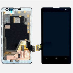 Brand new OEM Nokia Lumia 1020 LCD Display Touch Glass Digitizer Screen + Frame Assembly
