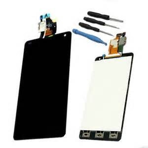 Touch Screen Digitizer LCD Assembly for LG Optimus G E973 LS970 Sprint+Tools