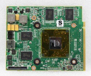 New Original Genuine Alienware Area-51 M17 ATI M88XT 512MB HD 3870 Video Card