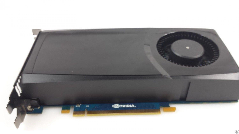 OEM Dell GR23P NVIDIA GeForce GTX 460 1GB GDDR5 PCI-e x16 Video Card