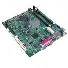 NEW OEM Dell Optiplex 745 SFF DDR2 Socket LGA775 Motherboard WF810 WK833 GX297