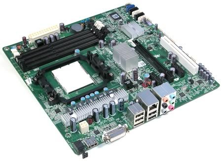 NEW Genuine Dell Studio XPS 7100 SMT Micro-ATX Motherboard DRS880M01 FF3FN z