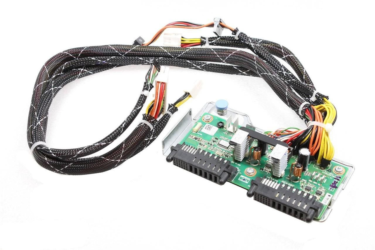 New Oem Dell PowerEdgeT310 Power Distribution Board Hot Swap Power Supply 0XY6X 0TNHH