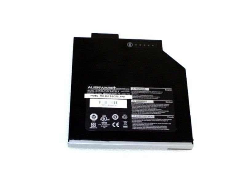 Brand New Original M15X Extra 6 CELL SmartBay Battery MOBL-MD26CSECSILPNT