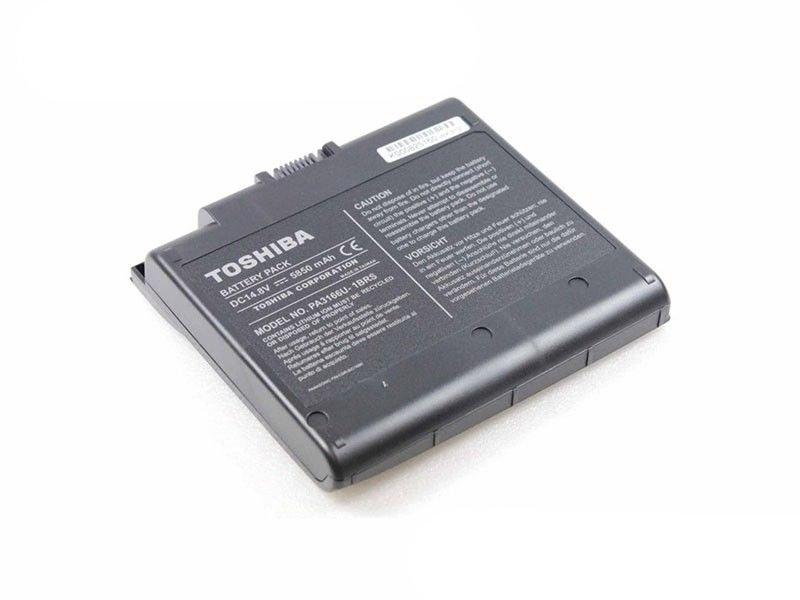 New Original Toshiba Satellite 1900 8Cell 14.8V Battery PA3166U-1BRS K000825160