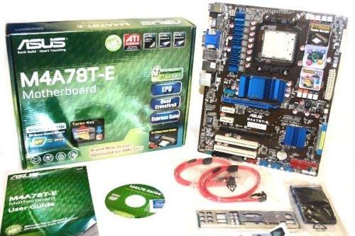 OEM Asus M4A78T-E Socket AM3 Motherboard W/ HD 3300, HDMI Sata & USB 3 4x DDR3