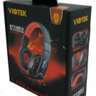 New OEM Viotek USB Gaming Headset Headphones W/ Noise Canceling Mic