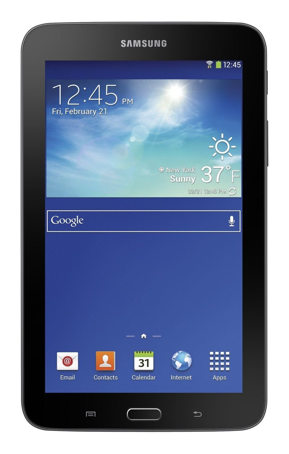 Brand new samsung galaxy tab 3 lite sm t110 tablet 8gb webcam wi fi android 4 2 - Samsung galaxy tab 4 lite ...
