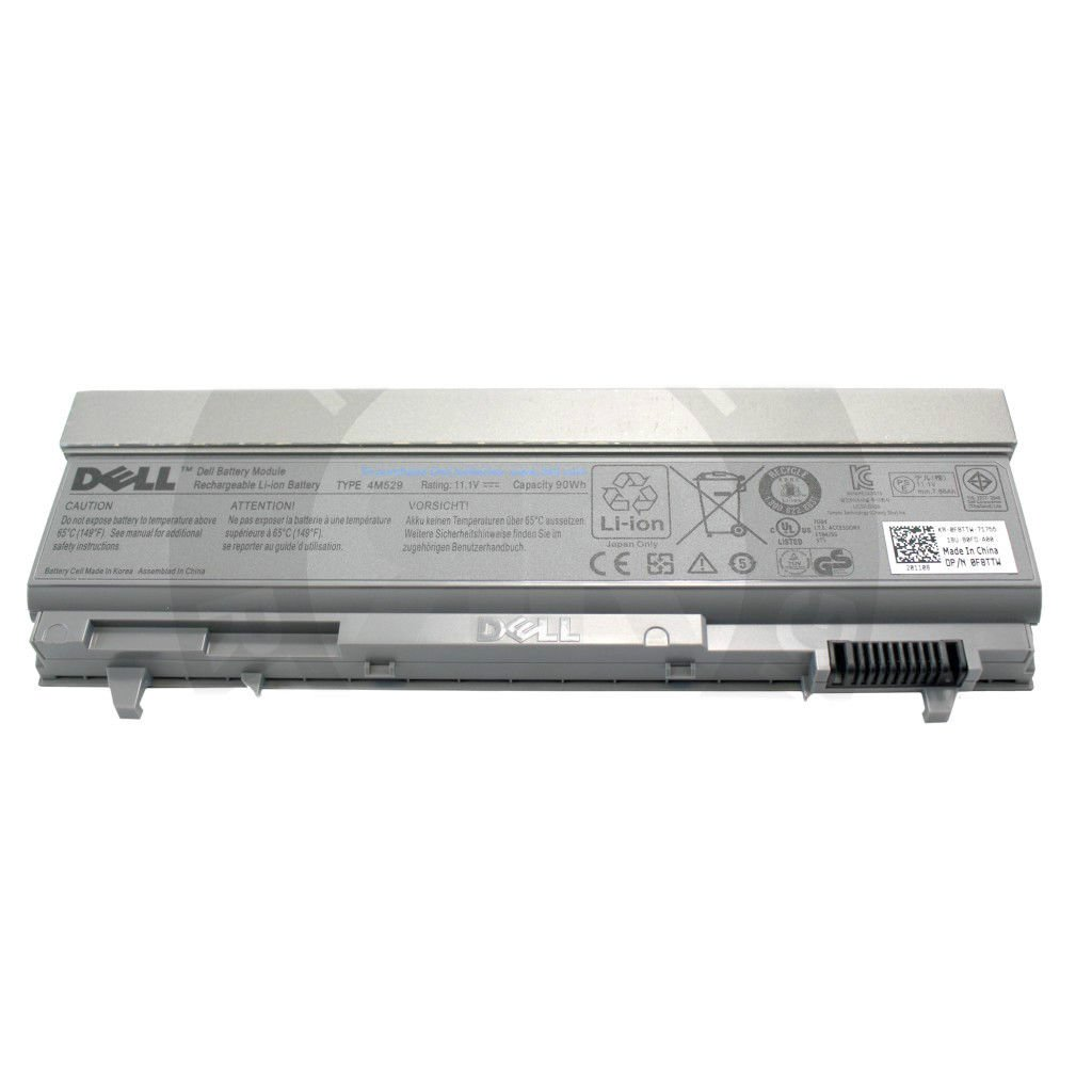 OEM NEW Dell Original OEM Latitude E6400 E6410 11.1V 90Wh Battery - F8TTW