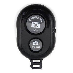 New OEM ASHUTB Bluetooth Wireless Remote Monopod Camera Shutter IOS Android