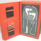 New Plantronics BackBeat GO 2 Wireless Bluetooth Stereo Earbuds WHITE+ Charging Case