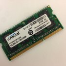 Brand New OEM 4GB DDR3 1600 MHz Laptop RAM Sodimm Memory CT51264BF160B