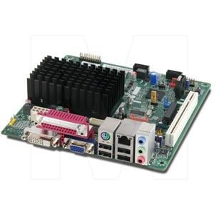 Intel D2550MUD2 Atom D2550 Mini-ITX Motherboard, LVDS, Mini PCI-E, BLKD2550MUD2