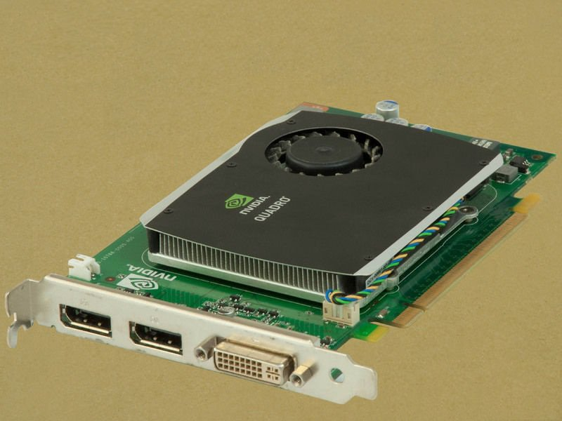 OEM Dell R784K nVidia Quadro FX580 512MB PCI-e Video Graphic Card PHPR7