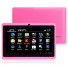 Capacitive Screen Android 4.0 4GB Tablet PC 1.2GHz Cortex A8 Camera
