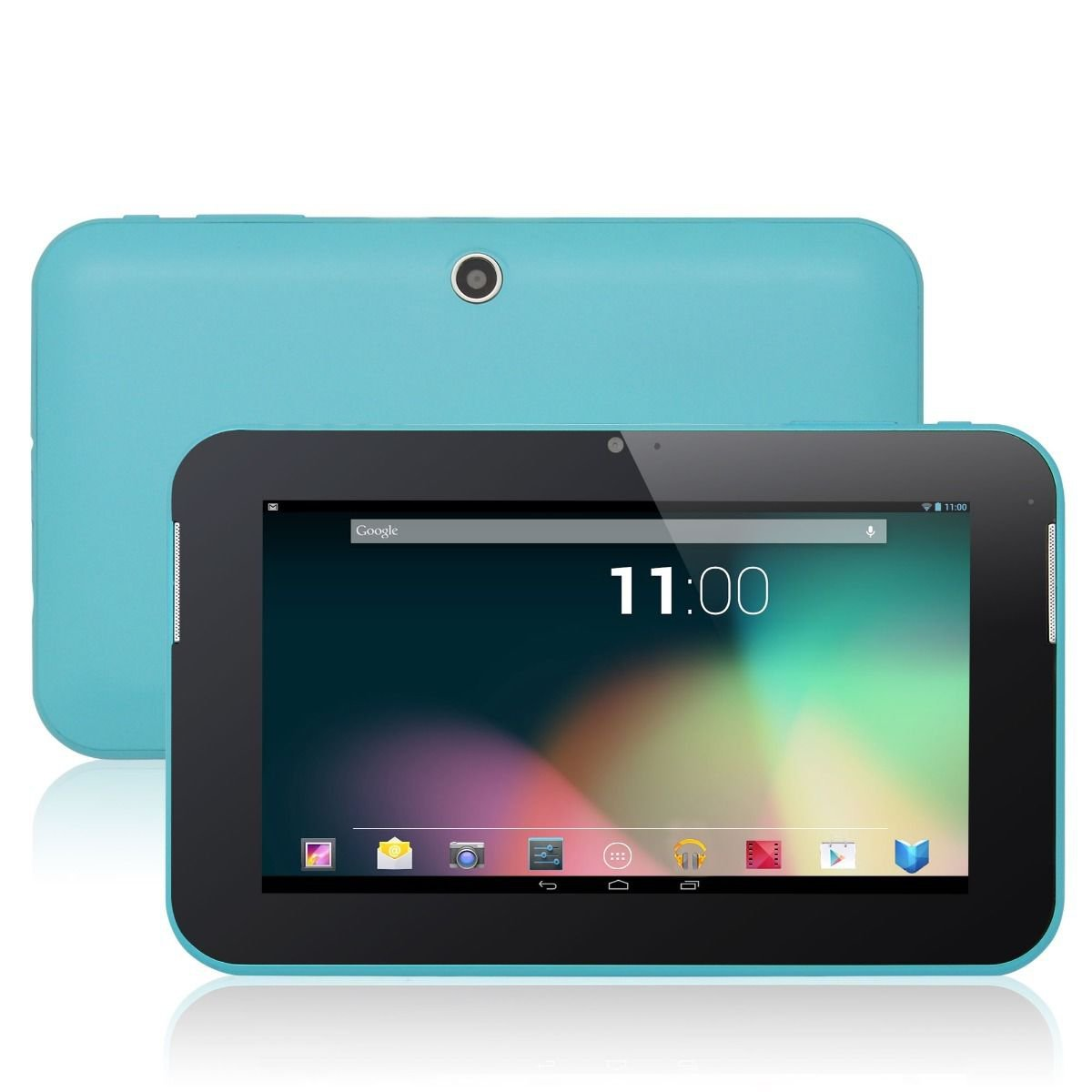 New OEM Blue Android 4.2 Tablet PC Cortex A9 Dual Core