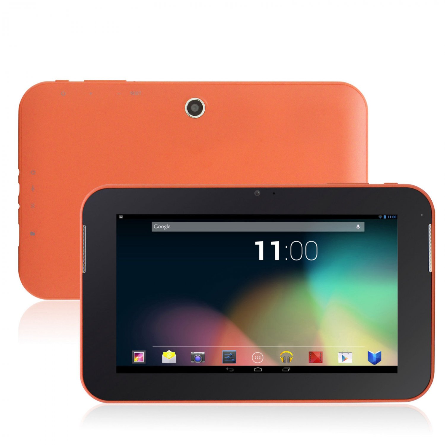 New Orange OEM Android Tablet PC With Dual Core Cortex A9