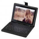 "iRulu 9"" Android 4.2 Tablet PC A20 Dual Core 8GB Dual Cam w/ Keyboard&Earphone"