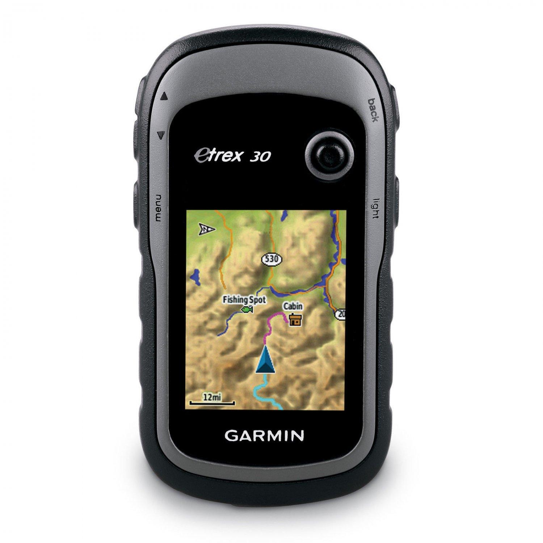 Brand New GARMIN ETREX 30 Handheld Outdoor Hiking GPS 010-00970-20