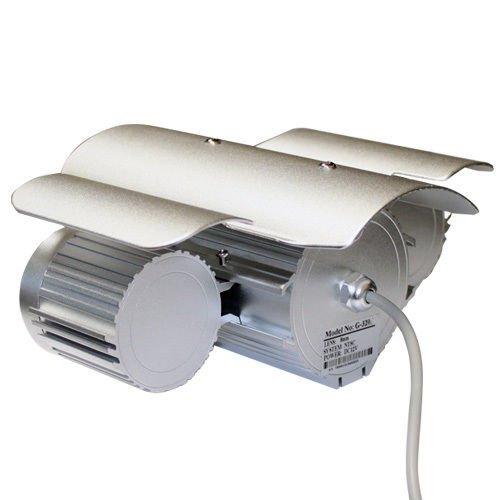 "New GW 700 TVL 1/3"" CCD 72 IR LED 6MM Waterproof CCTV Security Camera + AC Kit"