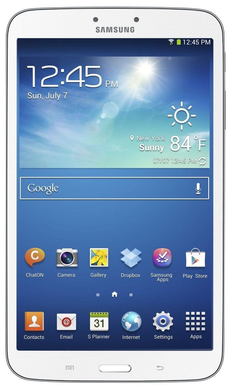 "Samsung Galaxy Tab 3 SM-T3100 16GB 8"" 1.50 GHz 1.5GB Android Wi-Fi Tablet -WHITE"