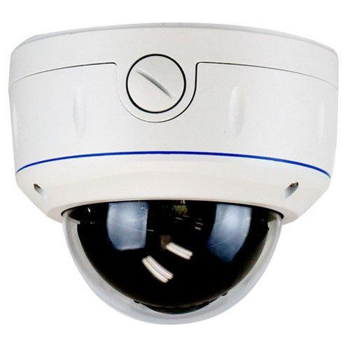 Surveillance Security Camera 650TVL Vari Focal Lens 30 IR LED + AC Adapter