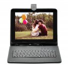 """iRulu 9.7"""" A31s Quad Core Tablet Android 4.2 Dual Cam 16GB/1GB w/ Keyboard"""