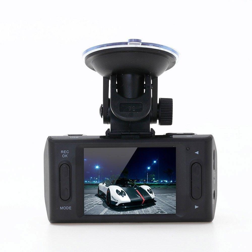 Full 1080P HD Car DVR Vehicle Camera Video Recorder Dash Cam HDMI Black G-sensor