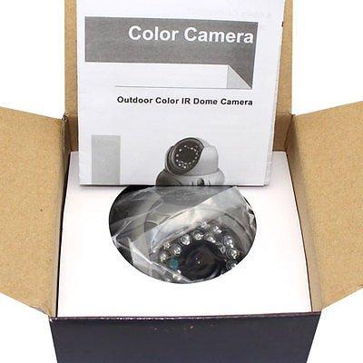 GW 700TVL Effio CCD 3.6mm IR Led CCTV Outdoor Security Surveillance Camera AC