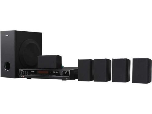 New RCA 1000W 5.1 HDMI Home Theater System With AV Receiver - RT2911