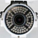 700TVL 1/3 Sony Super HAD CCD II Outdoor Security Camera 2.8~12mm 72 IR
