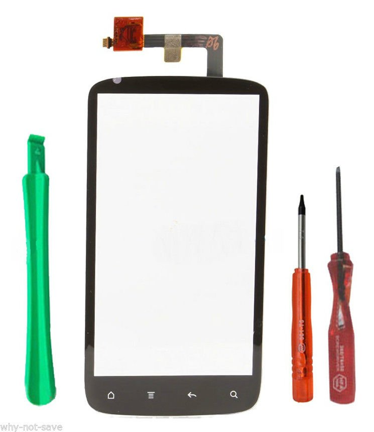 Touch Screen Glass digitizer replacement for HTC Pyramid Sensation 4G PG58100