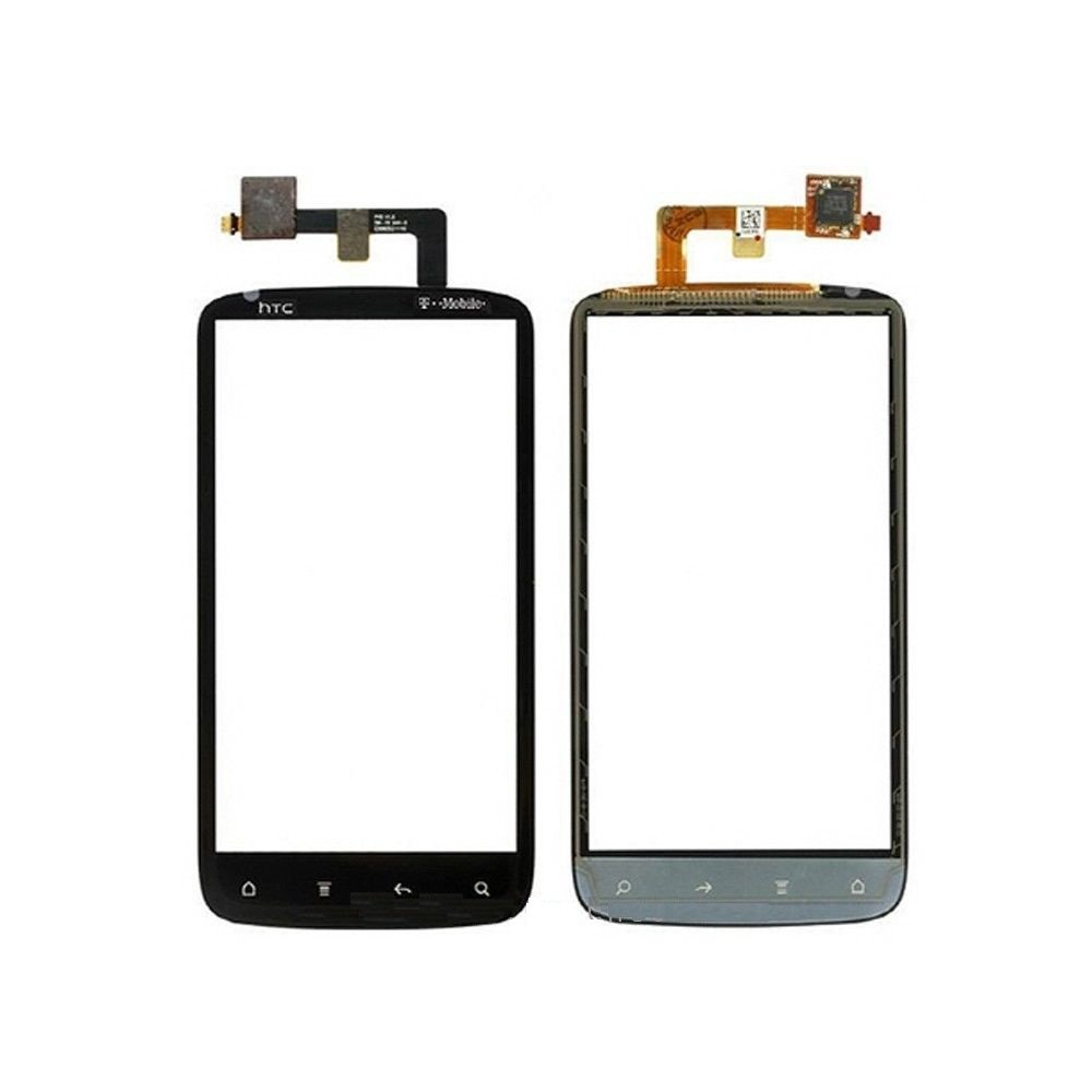 HTC Sensation 4G Touch screen Digitizer Lens Replacement Part T-mobile Logo