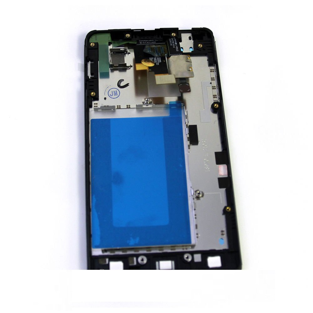 New LG Optimus G LS970 LCD Touch Screen Digitizer Housing With Frame Assembly