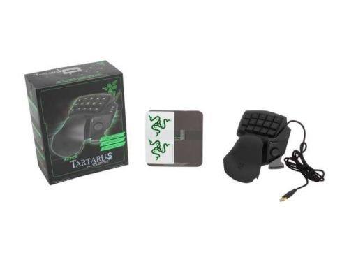 Razer Tartarus 8-Way Directional Gaming Keypad RZ07-01030100-R3U1