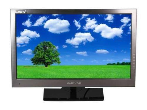 "Sceptre E243CV-FHD 23"" HDMI Widescreen LED Backlight LCD Monitor"