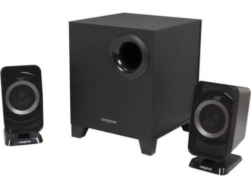 Creative T3150w Wireless Bluetooth 2.1 Speaker (Black)